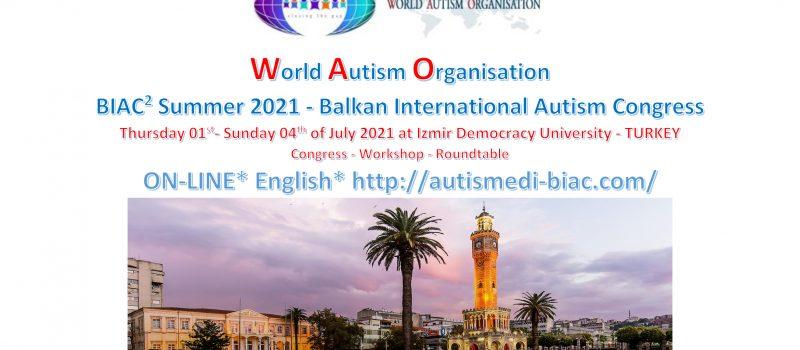 Uluslararası Otizm Kongresi BIAC2 Yaz 2021